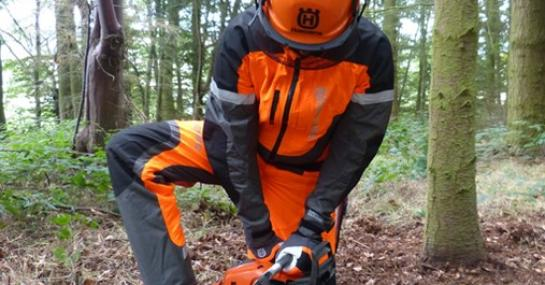 Chainsaw Operator Basic