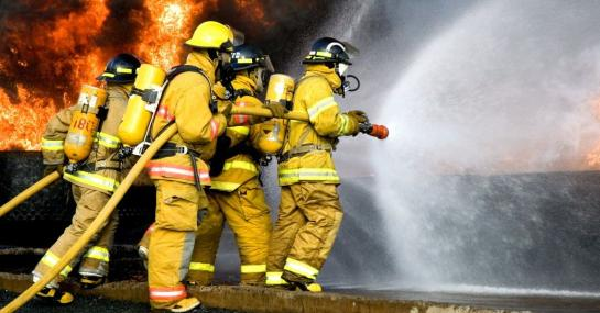 Advanced Fire Fighting Course (AFF)