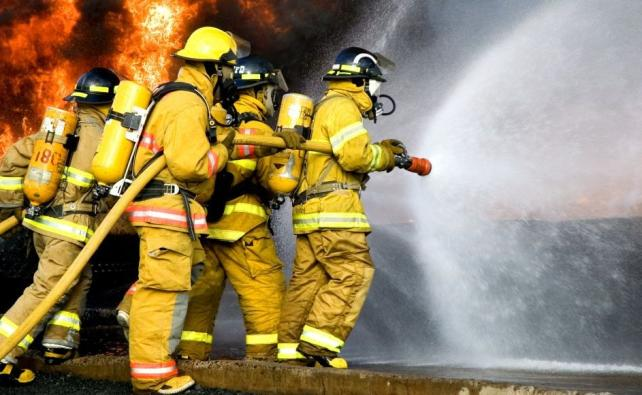 Advanced Fire Fighting Course (AFF) at the Emcare Training Academy