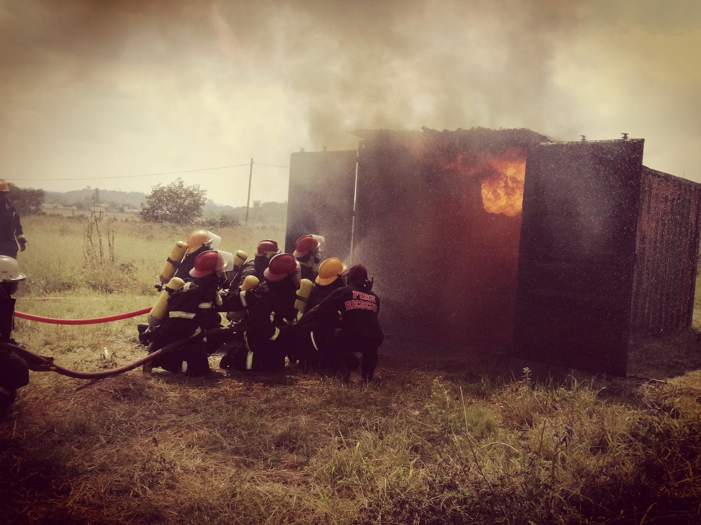 Fire Fighter 1 & Hazmat Awareness Course (FF1) | Emcare