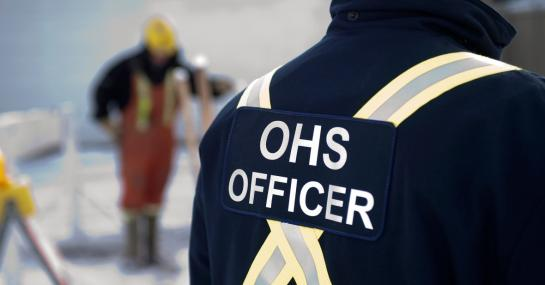 Safety Officer Course (OHS8)