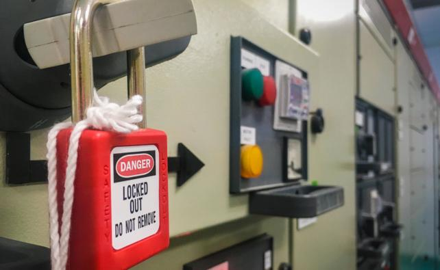 Lock out and Permit to Work Course (LO) at the Emcare Training Academy